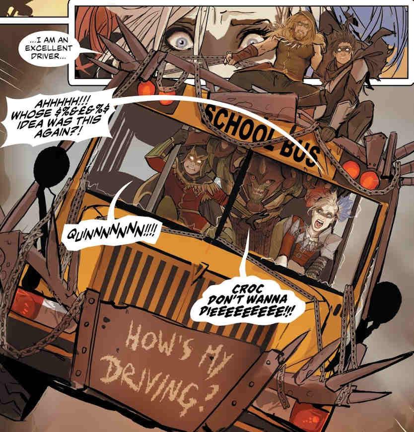 A resistência de Gotham - Batman: Metal Especial 1