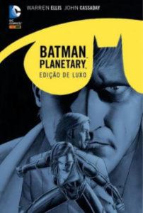 Batman - Planetary - Batman 80 anos