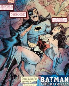 Batman - O impiedoso - De Segunda