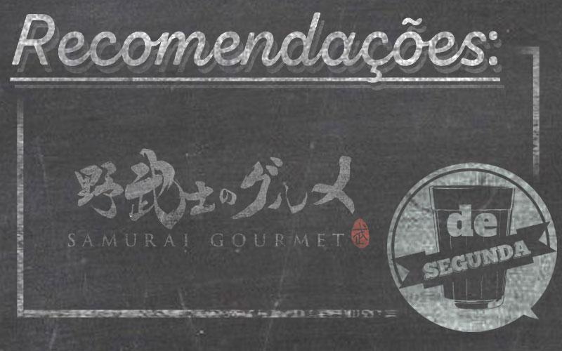 Samurai Gourmet - De Segunda
