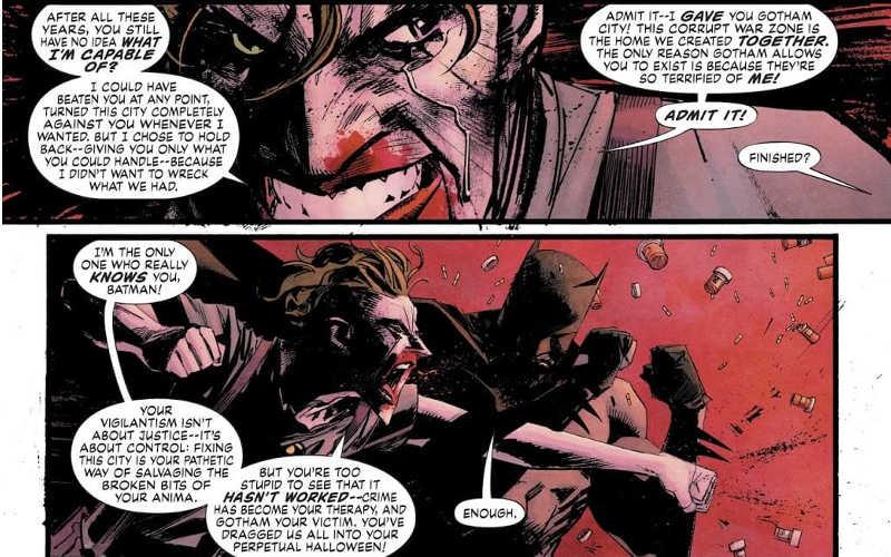 Batman Cavaleiro Branco 1