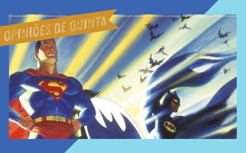Superman & Batman: os melhores do mundo
