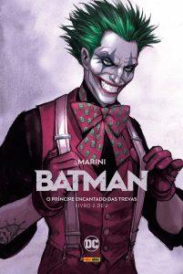Batman: o príncipe encantado das trevas 2 capa