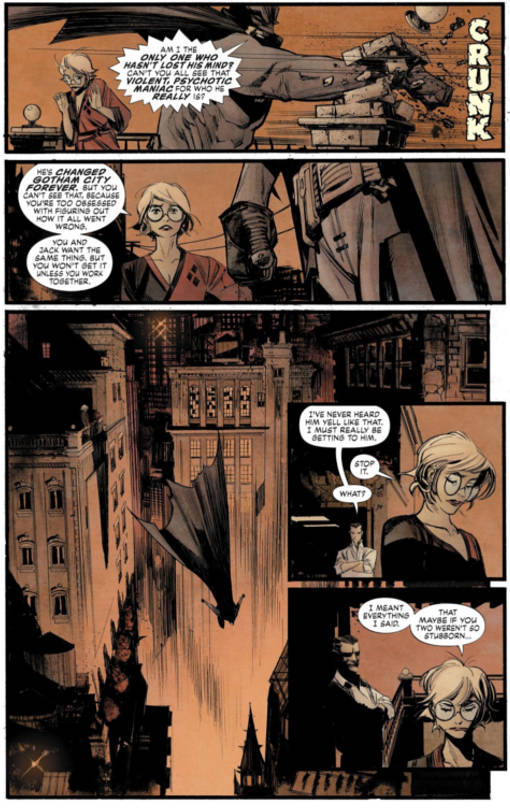 Batman Cavaleiro Branco 5