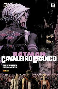 Batman - Cavaleiro Branco 5 capa