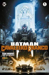 Batman Cavaleiro Branco 6 - capa