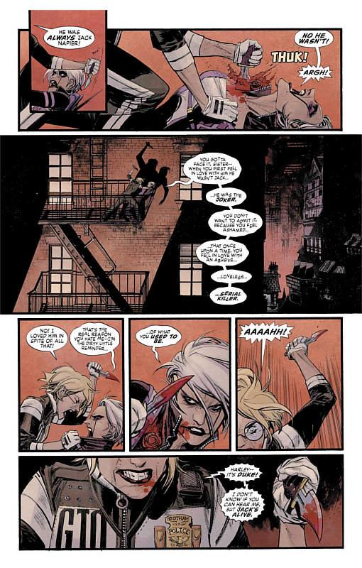 Batman Cavaleiro Branco 8