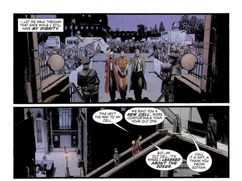 Batman Cavaleiro Branco Sean Murphy