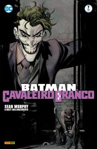 Batman - Cavaleiro Branco 7 capa
