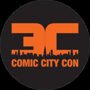 Comic City Con logo