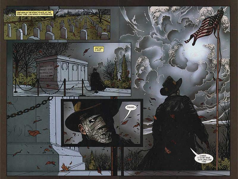 Soldado Desconhecido - Garth Ennis | De Segunda resenha