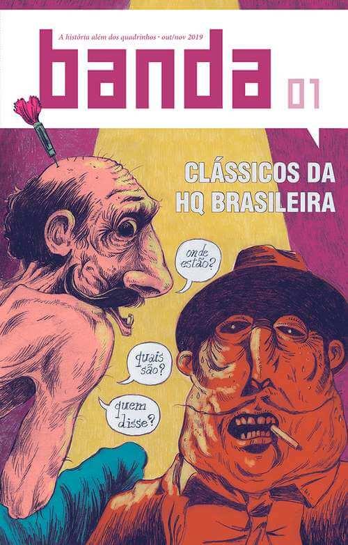 Revista Banda capa   De Segunda blog