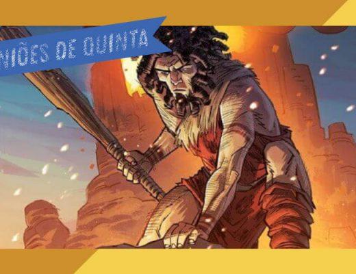 Piteco: Fogo Graphic MSP | Crítica De Segunda