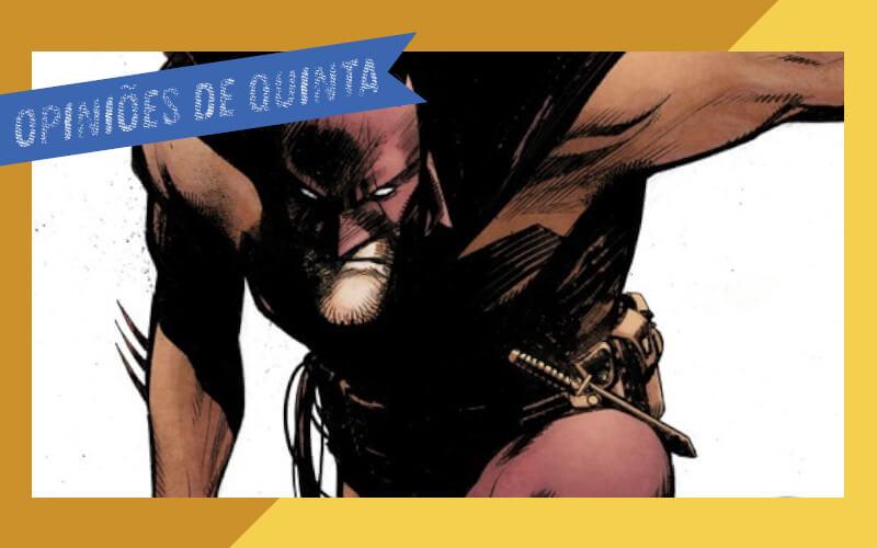 Batman - A maldição do Cavaleiro Branco 1