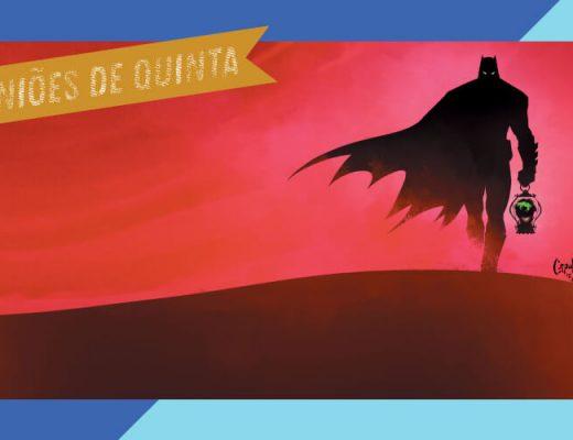 Batman: O Último Cavaleiro da Terra #1 | Resenha | De Segunda