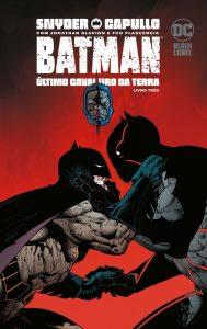 Batman: Último Cavaleiro da Terra 3 capa