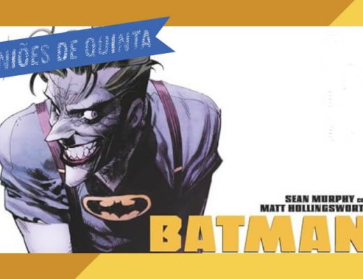 Review - Batman: A Maldição do Cavaleiro Branco 6 | De Segunda