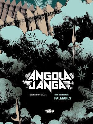 Angola Janga capa