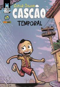 Cascão: Temporal capa