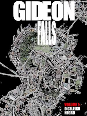Gideon Falls n° 1 capa