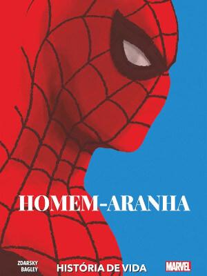 Homem-Aranha: História de vida capa