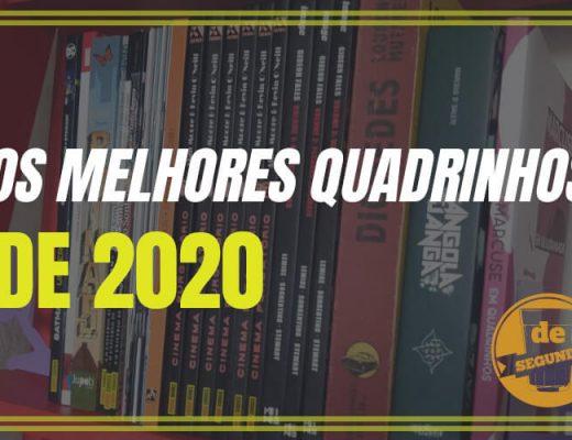 Os melhores quadrinhos de 2020 | De Segunda
