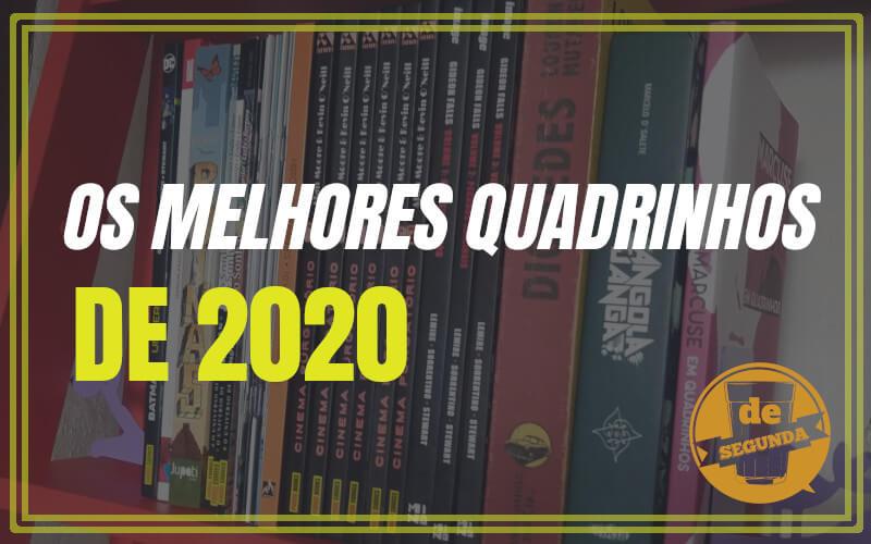 Os melhores quadrinhos de 2020   De Segunda