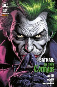 Batman: Os Três Coringas vol 2