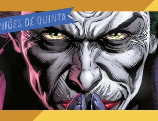 Batman: Os Três Coringas vol 2 review