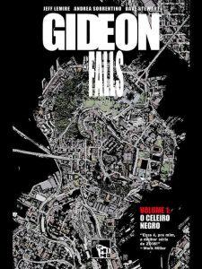 Gideon Falls vol 1: o celeiro negro capa