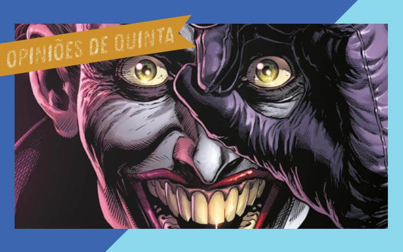 Batman: Os Três Coringas vol 03 review