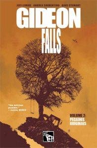 Gideon Falls vol 2: Pecados Originais capa