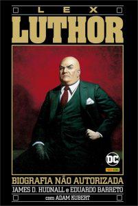 Lex Luthor Biografia Não Autorizada capa